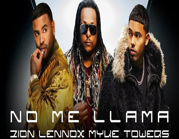 Zion & Lennox, Myke Towers – No Me Llama (Video Oficial)